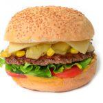 Ananas Burger